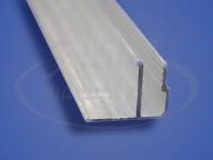 Профиль потолочный алюминиевый гарпунная система