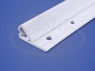 Профиль ПВХ «Прищепка» стеновой с отверстиями Descor, Clipso