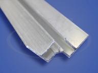 Профиль разделительный угловой алюминиевый
