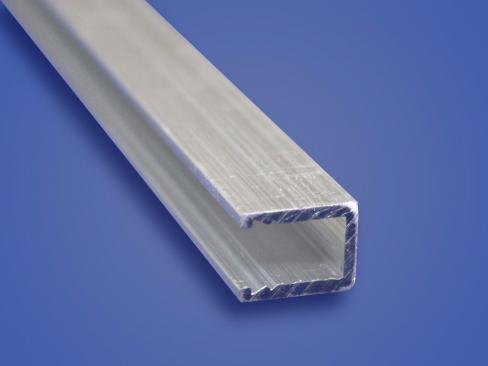 Профиль штапиковый алюминиевый стандартный