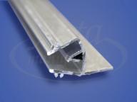 Профиль соединительный алюминиевый вертикальный СП2
