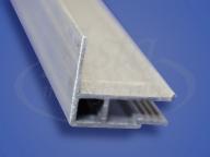 Профиль универсальный алюминиевый, гарпунная система