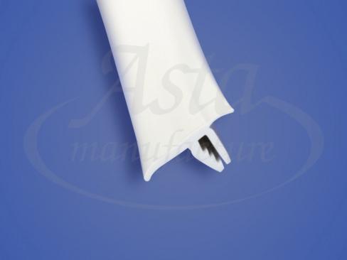 Вставка «Т» 3 зубца, белая