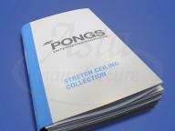 Каталог натяжных потолков PONGS