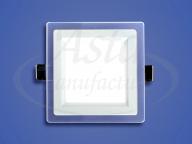Светильник LED, LF, 401, 12W, d 160x125, 3000-6000K