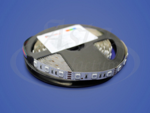 Светодиодная лента открытая SMD 5050 60LED/m IP33 12RGB 5 метров