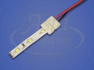 Коннектор LED CN-10 мм (5050 провод 15 см)