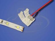 Коннектор LED CN2-8 мм (3528 провод 15 см)