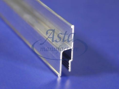 Профиль стеновой алюминиевый гарпуный тяжелый